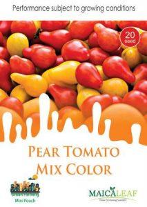 Tomat Pear, Sae Garden