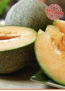 Rock Melon Orange Sweet, Sae Garden