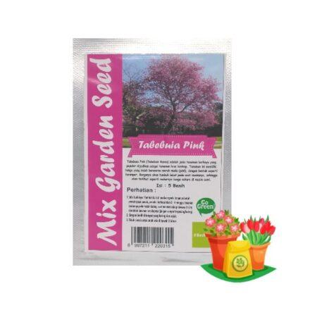 Benih Bunga Tabebuia Pink Mgs 440x440, Sae Garden