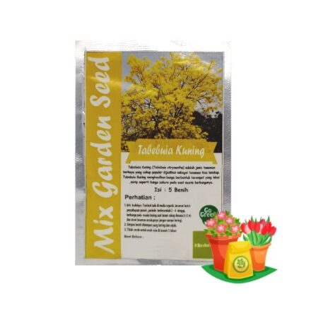 Benih Bunga Tabebuya Kuning Mgs 440x440, Sae Garden