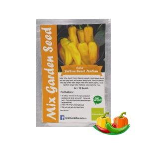 benih cabai yellow sweet mgs