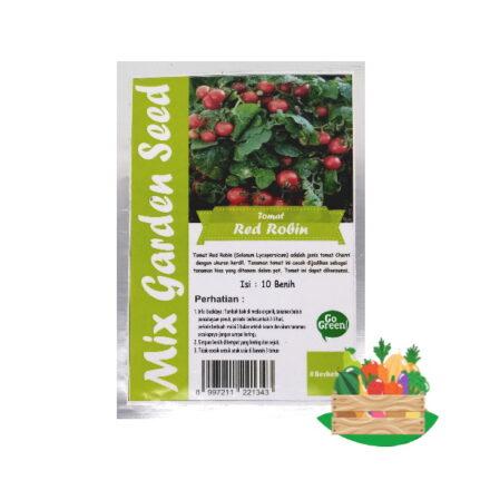 Benih Tomat Red Robin Mgs 440x440, Sae Garden