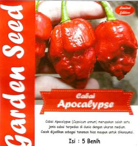 Cabe Apocalypse, Sae Garden